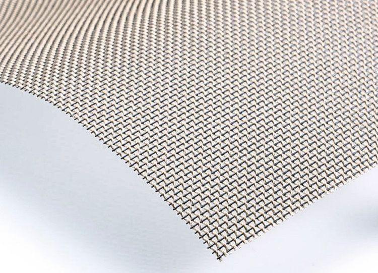 Glashybridbänder sind eine weitere Spezialität von GKD.