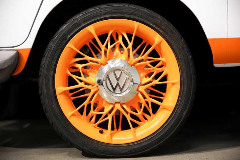 Die neuen Räder sind 18 Prozent leichter als die ursprünglichen, und die gesamte Entwicklungszeit von der Konstruktion bis zur Fertigung wurde deutlich reduziert. (Quelle: Autodesk)