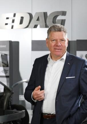 Dr. Martin Hillebrecht (Quelle: Leichtbau BW / EDAG Engineering)
