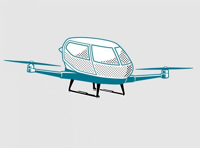2003_SGL Carbon Leichtbaurahmen für Flugtaxi