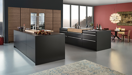 european kitchen design black island with seating leading nyc modern provider cabinets view designs