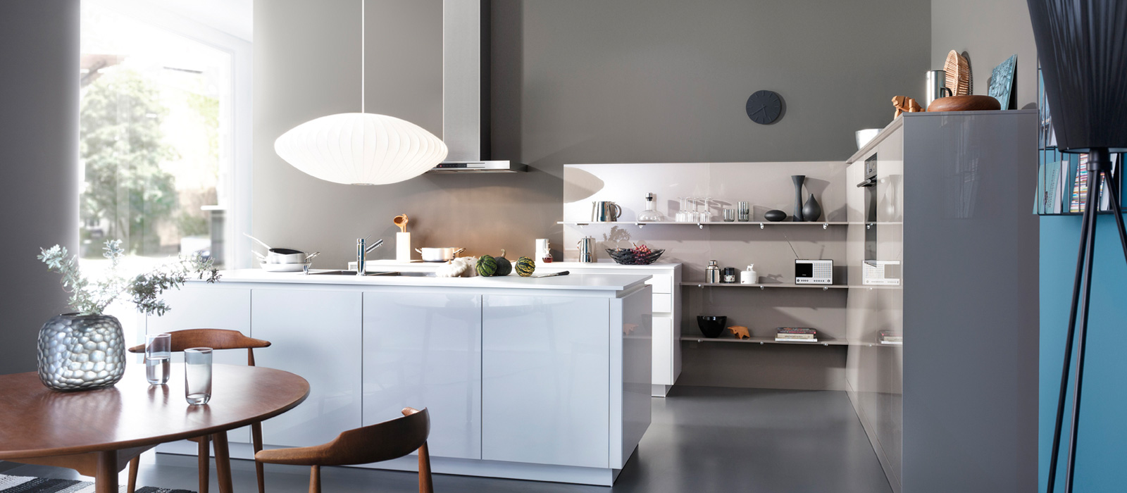 CONTINO – The New Standard In Handle Less Kitchen Cabinets Kitchen