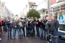 Historische bierwandeling in Leiden