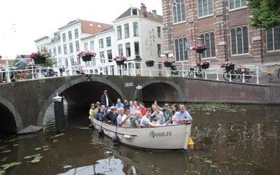 Culivaart in Leiden