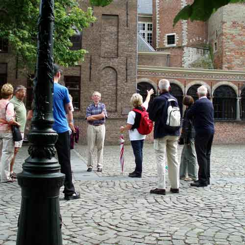 Historical Walking Tour Leiden