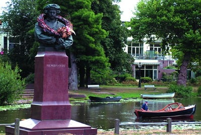 Rembrandt city tour Leiden