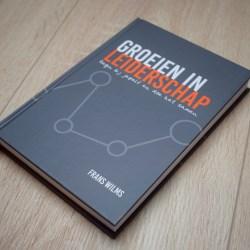 leren van Boek Groeien in leiderschap