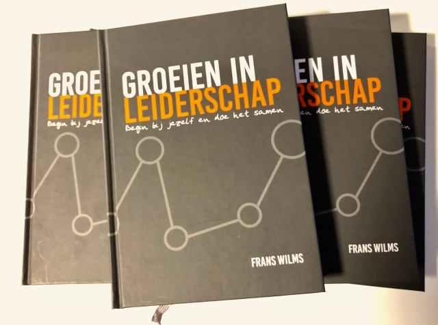 Boek Groeien in Leiderschap
