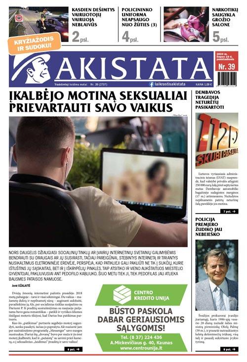 Akistata
