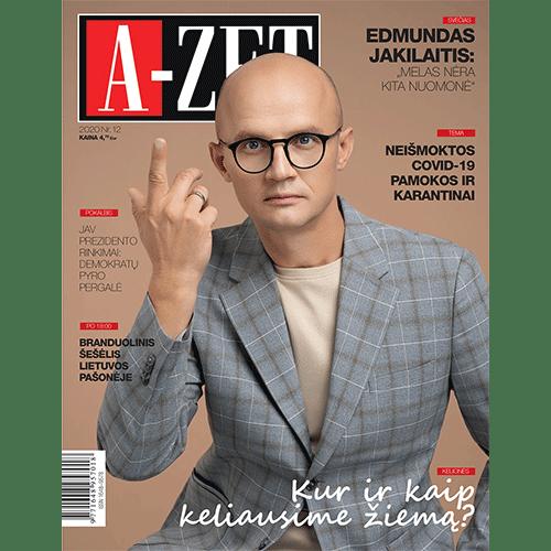 A-ZET žurnalas Nr. 12 (2020 m.)