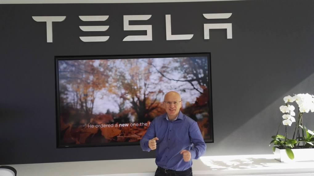 Tesla Werk Fremont