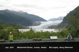 Mendenhall Glacier – 2015