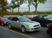 My Stock 2002 WRX Again