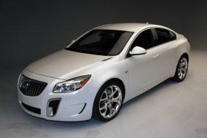 The Buick Regal GS Concept In Person (via AutoBlog)