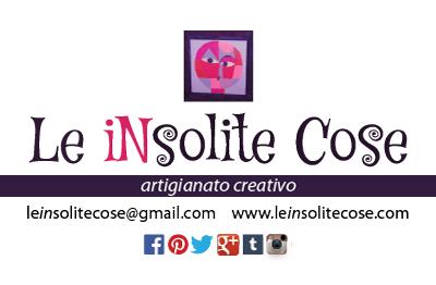 Le Insolite Cose - Artigianato creativo