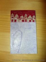 Segnalibri in Fimo - cartone e carta di riso 2011