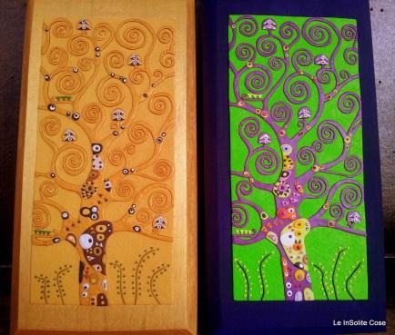 2013-Gustav Klimt Tribute - L'Albero della Vita - Classico e InSolito a confronto. www.leinsolitecose.com (4)