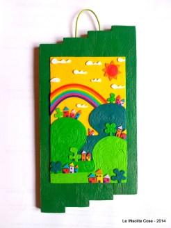 Disegni in Fimo - Paesaggio Verde - le INsolite Cose - www.leinsolitecose.com (1)