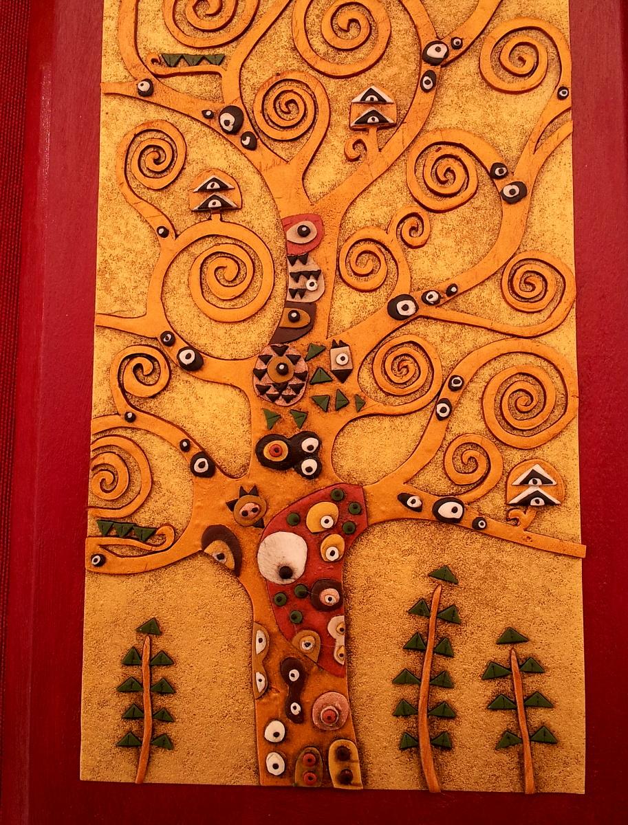 Albero della Vita – Klimt project 2014