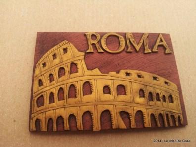 Magnete Artigianale Colosseo Roma - Handmade in Rome by Roma - www.leinsolitecose.com (12)