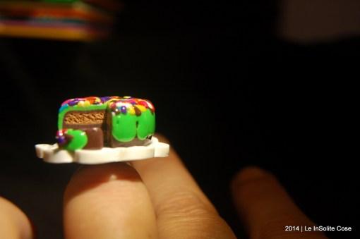 Anello con Torta tagliata – una dolce richiesta