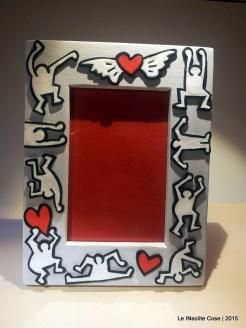 Cornice Portafoto Keith Haring - Una richiesta - Le INsolite Cose 2015 (1)