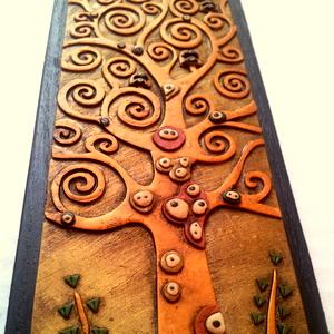 Albero della Vita - Gustav Klimt Project- Handmade in Italy - LE INSOLITE COSE www.leinsolitecose.com