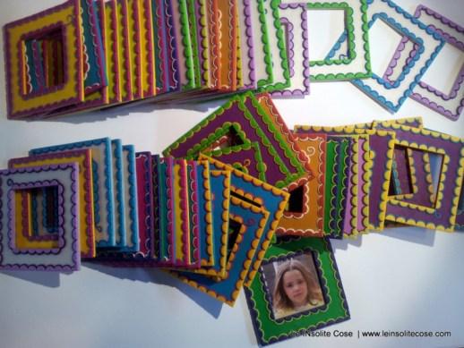 Cornici portafoto bomboniera segnaposto per matrimonio - Le INsolite Cose 2015 (6)