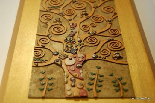 Albero della Vita di Klimt artigianale regalo di nozze bomboniera matrimonio - le INsolite Cose 2015 (2)