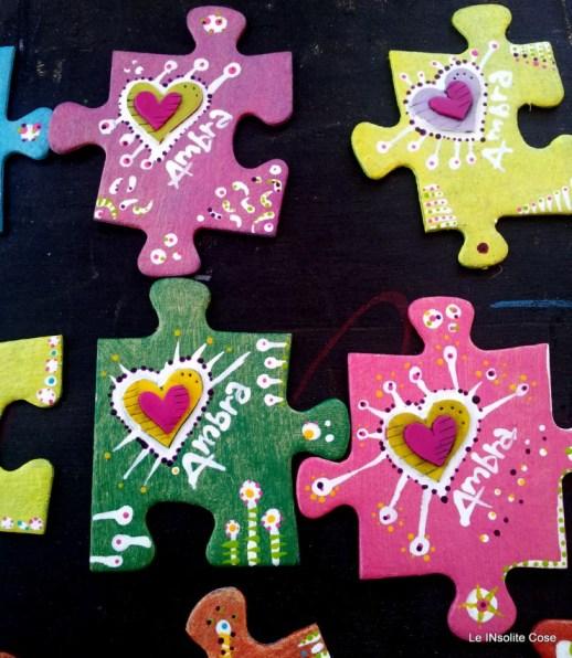 Calamite puzzle personalizzate bomboniera battesimo - le INsolite Cose 2016 (14)