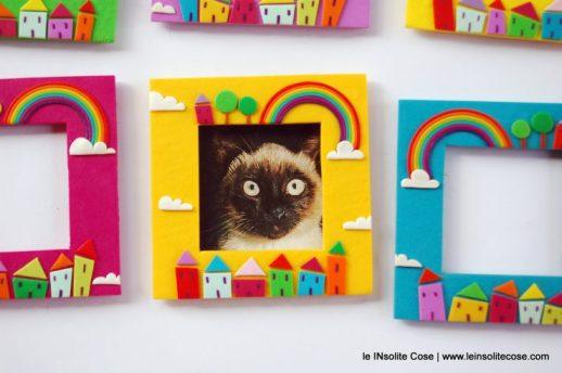 Cornici portafoto arcobaleno 7x7cm www.leinsolitecose.com - le INsolite Cose 2016 (4)