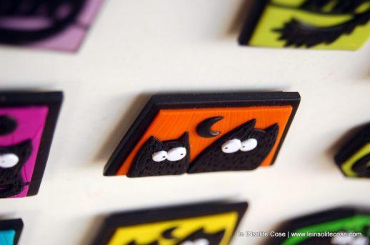Calamite gatto nero stilizzato piccole con riquadro www.leinsolitecose.com - le INsolite Cose 2016 (4)