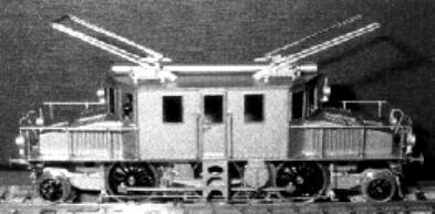 RE 361-3 (Rete Adriatica) di Fine Scale Muenchen, modello del 2005