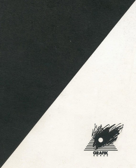 Katalog Grafikbörse 15 // 1987