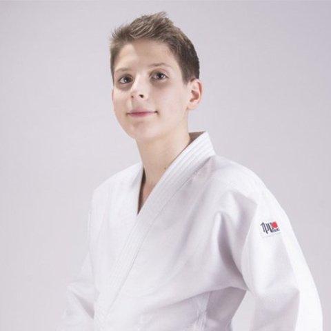 Judoanzug für Anfänger