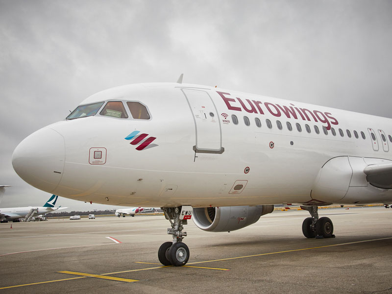 New Eurowings Route At Leipzig Halle Airport World Today News