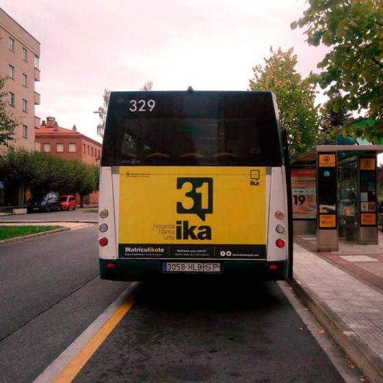 ika rotulación autobuses 2019