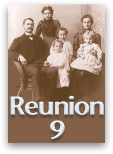 Reunion, family tree software for Macintosh