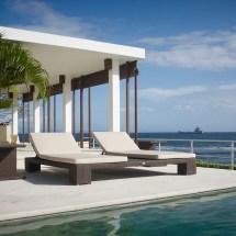 High End Patio Lounge Furniture Pool