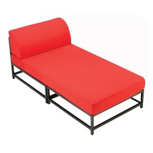 Single Chaise 6108 Leisure Creations Furniture