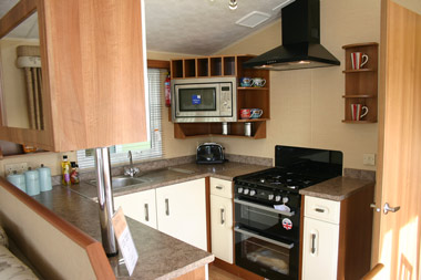 Willerby Salisbury Select Kitchen