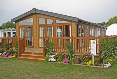 Pemberton Rivendale Lodge on display