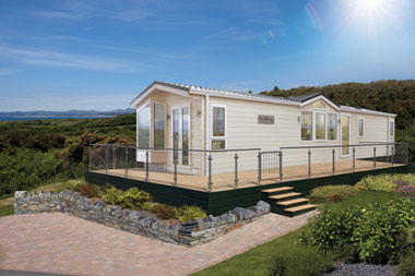 Willerby Meridian holiday lodge