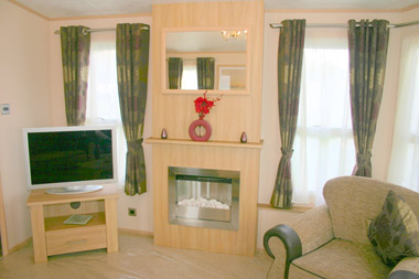 ABI Ambleside Static Caravan Lounge
