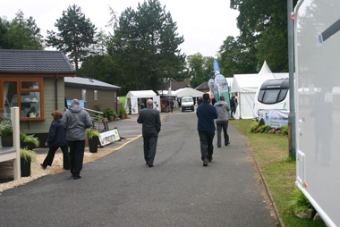 Lawns Show 2011 Visitors 1