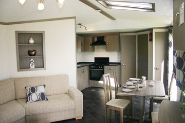 carnaby dining area