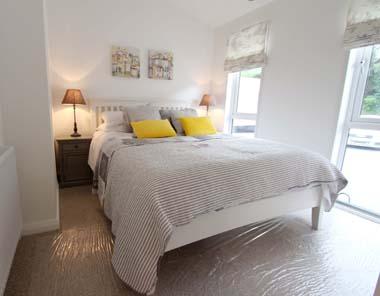 2014 Pathfinder Tuscany holiday lodge master bedroom