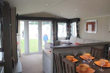 Swift Moselle holiday lodge