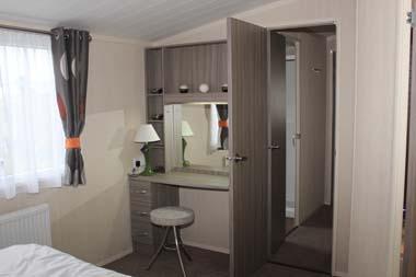 Swift Moselle Holiday Lodge Bedroom Dresser