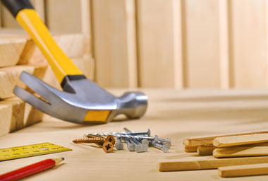 What's on your home improvement list?